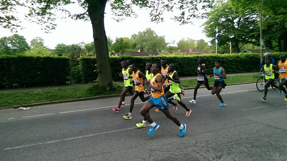 Auch in diesem Jahr kommt wohl keiner an den Spitzensportlern aus Kenia und Äthiopien vorbei