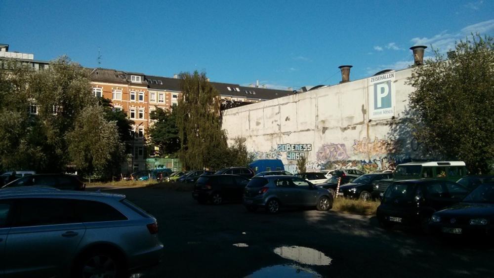Zeise_Parkplatz