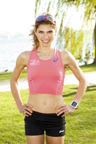 """andrea diethers vor ihrem marathon-debüt: """"es ist gerade eine ganz"""