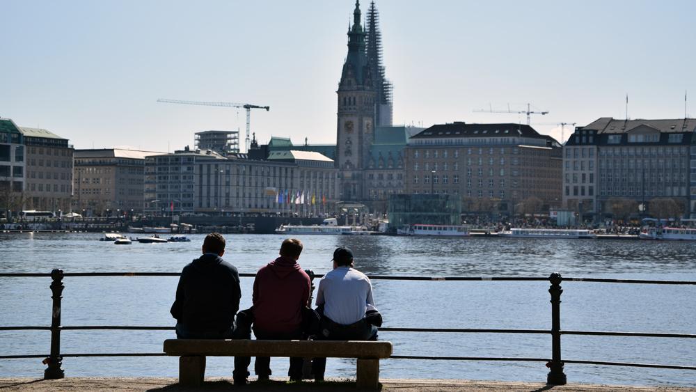 Menschen mit Vergnügen Hamburg Tipps