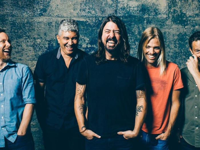 Foo Fighters - Pressefoto