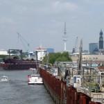 Der Hafen und der Michel