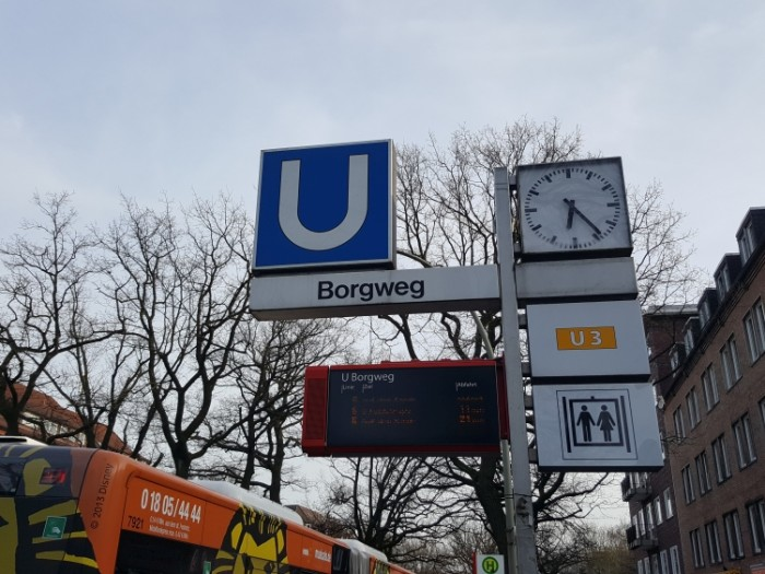 Borgweg