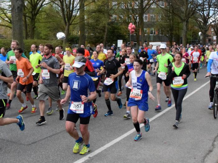 Hamburg Marathon 2016