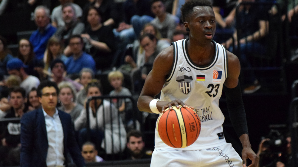 Erzielte satte 30 Punkte: Bazou Koné