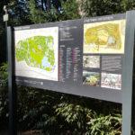 Stadtpark-Schild