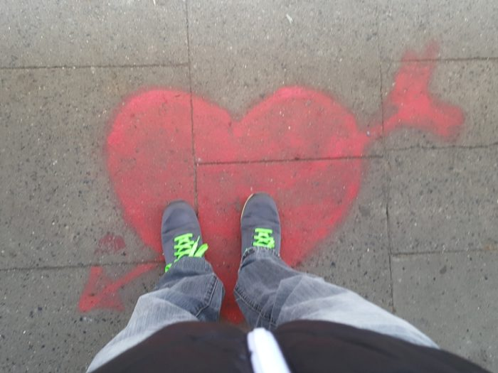 heart-stand